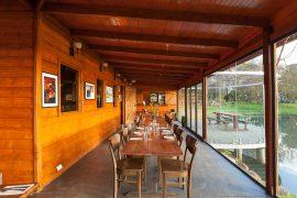 Daylesford Ballarat Restaurant Tuki Trout Farm