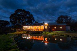 Tuki Restaurant Night Daylesford Ballarat