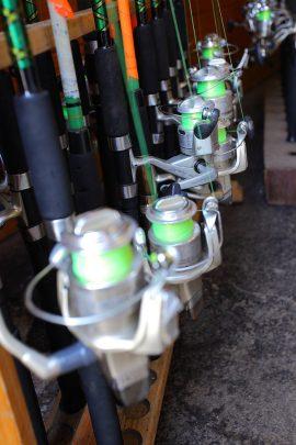 Tuki ballarat fishing Venues